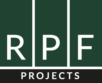 rpf projects property services for retailers logo
